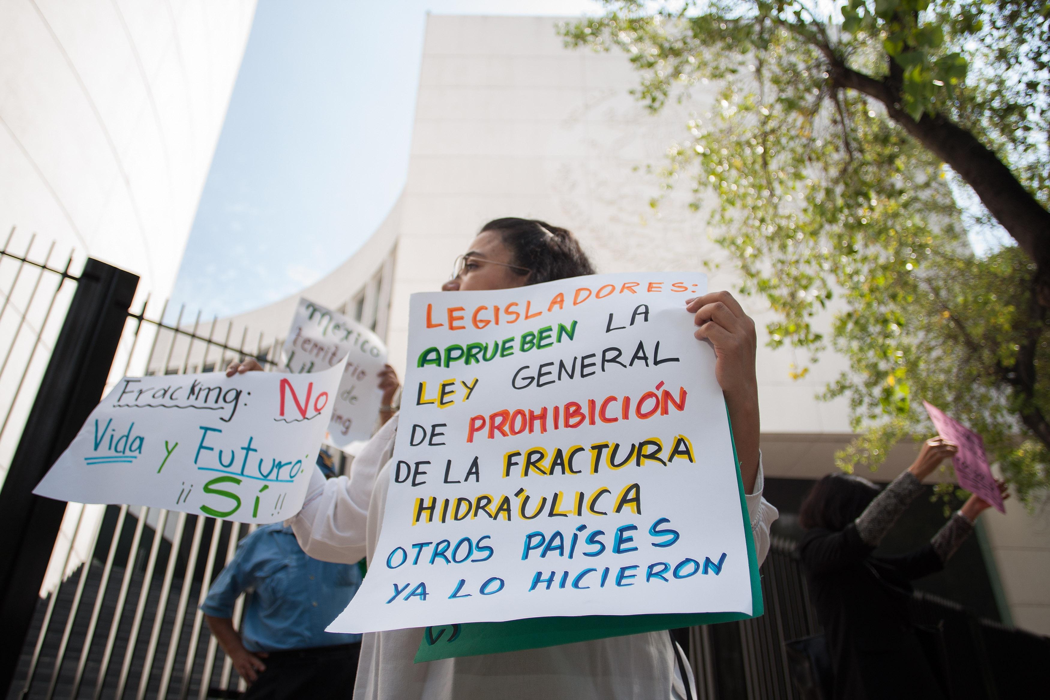 Alianza Mexicana Contra Fracking