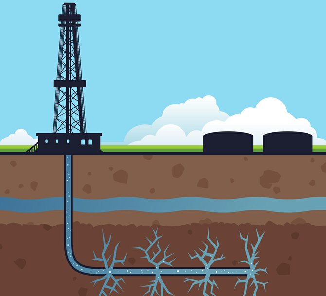 El fracking está provocando varios efectos geológicos