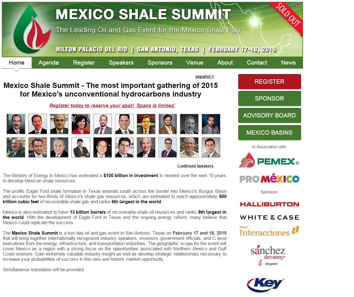 shale summit