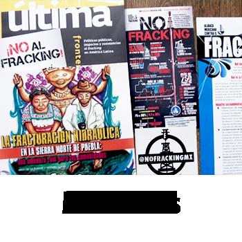 imagen sección materiales fracking